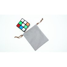unique soft microfiber logo printed bag