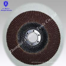Kalzinierte Aluminiumoxid-Schleifklappenscheibe