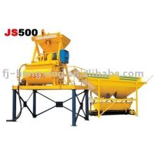 Misturadores de concreto de dois eixos (JS500)