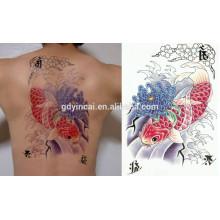 Dream catcher patterns, tatuaje temporal para mujeres hermosas