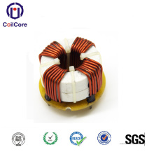 Low losses FeSiB Alloys 4-Fold CMC components W902 for Switched-mode Power Supplies (SMPS)