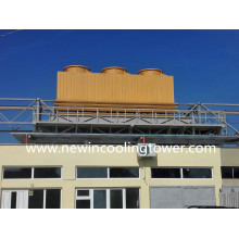 Newin Square Cooling Tower a remis un contrat avec les clients