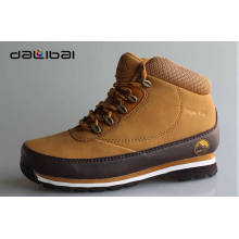 Bulk wholesale high neck leather Winter Hunting Boots