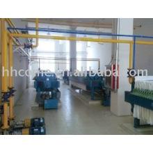 machine de fractionnement d'huile de palme