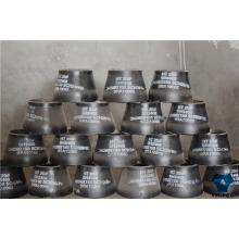 Raccord de tuyau en acier au carbone (réducteur, coude, té, capuchon) avec CE