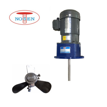 Low Price Gear Motor Stable Industrial Mixer for Small Tank