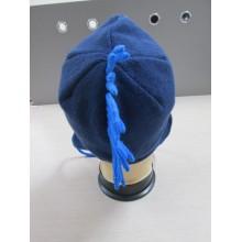 chapéu de padrão de cavalo de malha das crianças