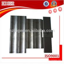 Perfiles de aluminio serie 6061 T6 y 6063