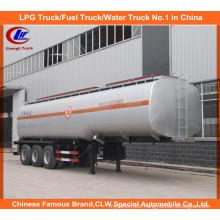 3axles Fuel Transport Tanker Semi Trailer Fuel Tank Semi Trailer