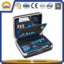 Caja de herramienta aluminio duro almacenamiento carro para el uso de herramientas de ABS (HT-5011)