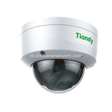 2MP Starlight Vandaalbestendige Mini IR Dome Camera 2.8mmTC-C32KS