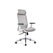 BIFMA Standard adjustable headrest mesh office Chair
