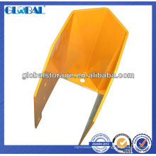 Storage of selective heavy duty upright protector