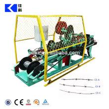 High Quality Anti Climb Fence Prison Barbed Wire Machine