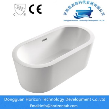 Bathtub oval akrilik modern