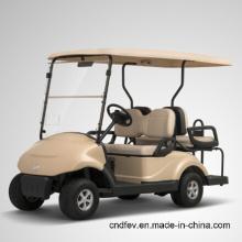 48В 4seater тележка гольфа сделанная dongfeng мотор