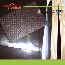 Anti-Slip Film Faced Plywood for Shuttering/ Wiremesh Shuttering Plywood
