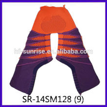 SR-14SM128-9 2014 New Style Fly knit shoe uppers/seamlessly cotton knitted uppers