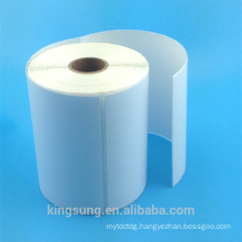 """Sticker Roll 4"""" x 6"""" 2844 Eltron Direct Thermal Shipping 250 Labels"""