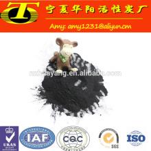 Preço do pó de preto de carbono activado por carvão por tonelada