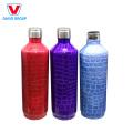 Umweltfreundliche kundenspezifische doppelte IsolierEdelstahl-Getränkeflasche
