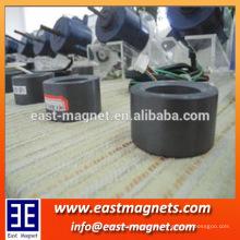 Radiale Richtung 16-poliger Ferrit / Neodym-Magnetring für variable Frequenz Klimaanlage Rotor / Wechselrichter Klimaanlage