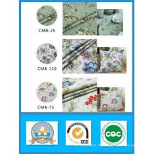 Hing Qualität 100% Baumwolle Printed Flower Canvas Stoff Auf Lager Gewicht 180GSM Breite 150cm
