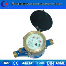 Medidor de velocidad de agua clase C