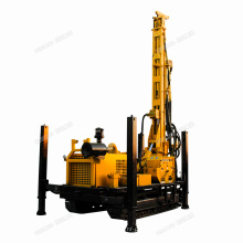 Portable water drilling rigs for sale hydraulic steel crawler drilling rigs for water