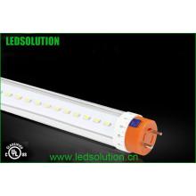 UL certificado LED luz 4ft 22W LED tubo