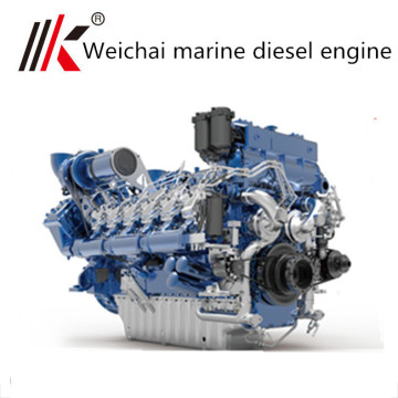 Weichai 40hp marine diesel engine with gearbox for boat in Malaysia with cheap price