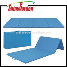 PVC Basics Normal PVC Gym Mat and Exercise Mat 4 Fold Gym Mats