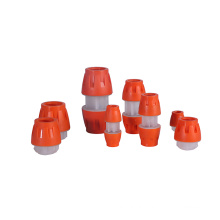 8mm 10mm 12mm micro tube straight connector hdpe fittings