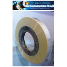 Ruban adhésif pour film en polyester pour le blindage des câbles et l'emballage des câbles