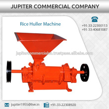Premium Quality Rice Huller Machine with Highly Tempered Screens and Blades