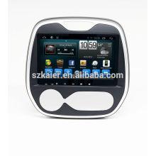 Viererkabelkern-androider Auto-Medienspieler, wifi, BT, Spiegelverbindung, DVR, SWC für Renault Captur 2015