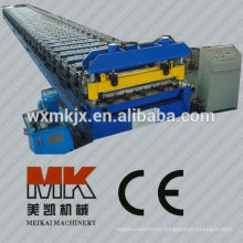 Colored Steel arc plate forming machine with CE proved