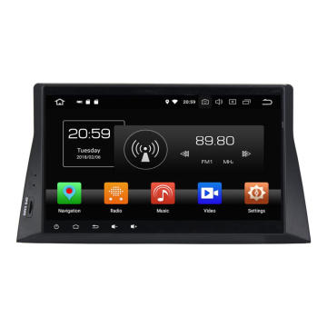 Android 8.0 HONDA ACCORD 8 DVD de voiture