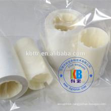 ID card ribbon transparent uv ribbon for zebra P330i printer
