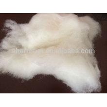 100%Pure Dehaired Chinese Mercerized White Sheep Wool,Factory price Chinese Sheep Wool.