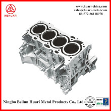 Aluminum Auto Engine Cylinder Part