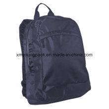 """Popular 420d Nylon Navy Blue Designer 17"""" Laptop Backpack Bag"""