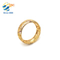 Vogue Gold Plated Jewelry Stainless Steel Bead Bracelet