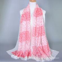 Bound print arabic hijab hot