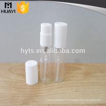 2ml mini tubo de vidrio perfume tubo de ensayo