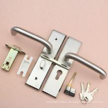 Hochwertiger Stifthebelverschluss und Schlüssel für die Toilettentür