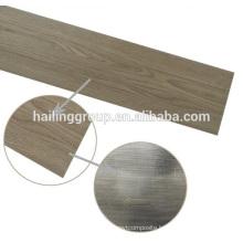 Wood grain vinyl flooring plank