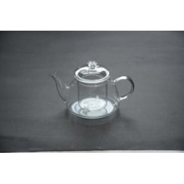 300ml Double-Walled Glass Teapot Glass Teapot with Infuser, Promotional Gift