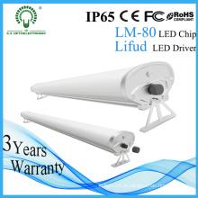 40W 1.2m IP65 LED Tri-Prova Luz Atacado RoHS RoHS Anti-Corrosão Impermeável