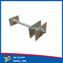 Radiator Bracket Sheet Metal Parts Manufacturer